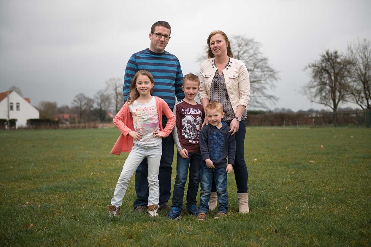 Familie vd Broeck Boeren van Nederweert