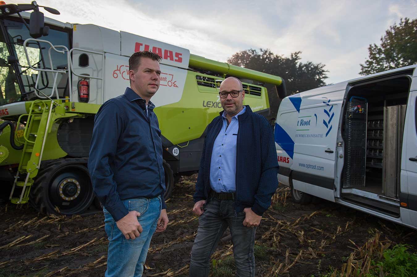 Op 't Root Landbouwmechanisatie & Melktechniek Boeren van Nederweert