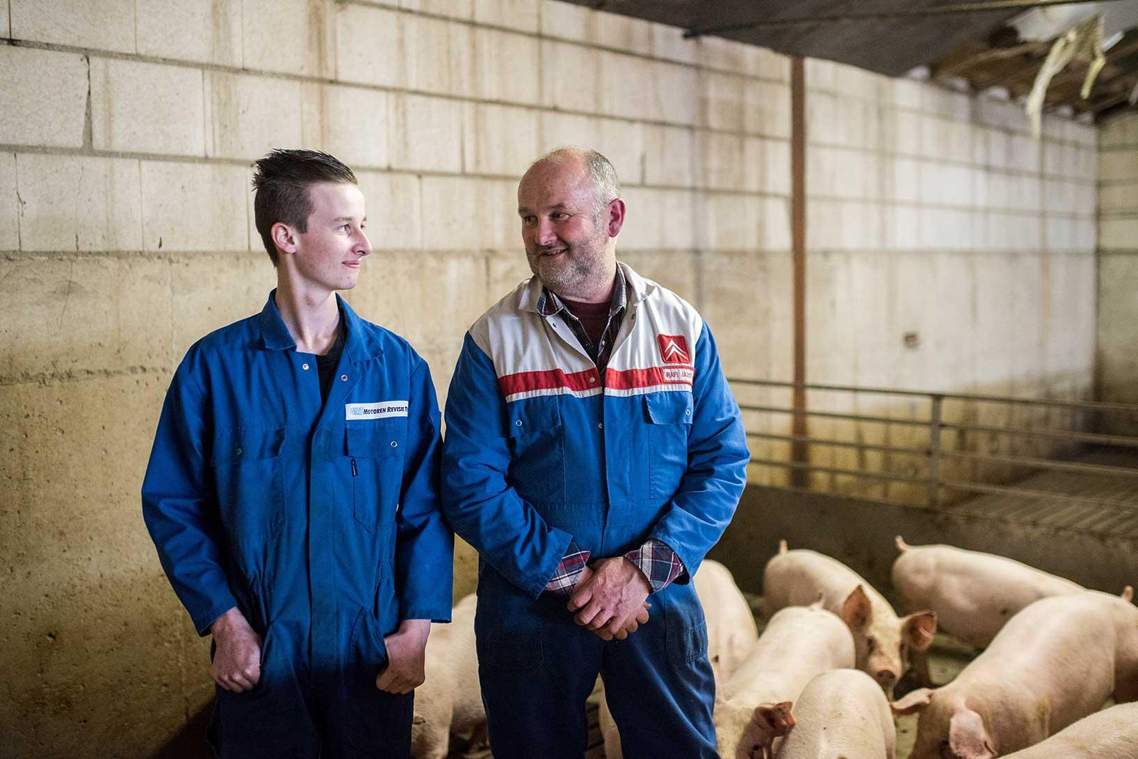 Maatschap Van Heugten-Friesen Boeren van Nederweert