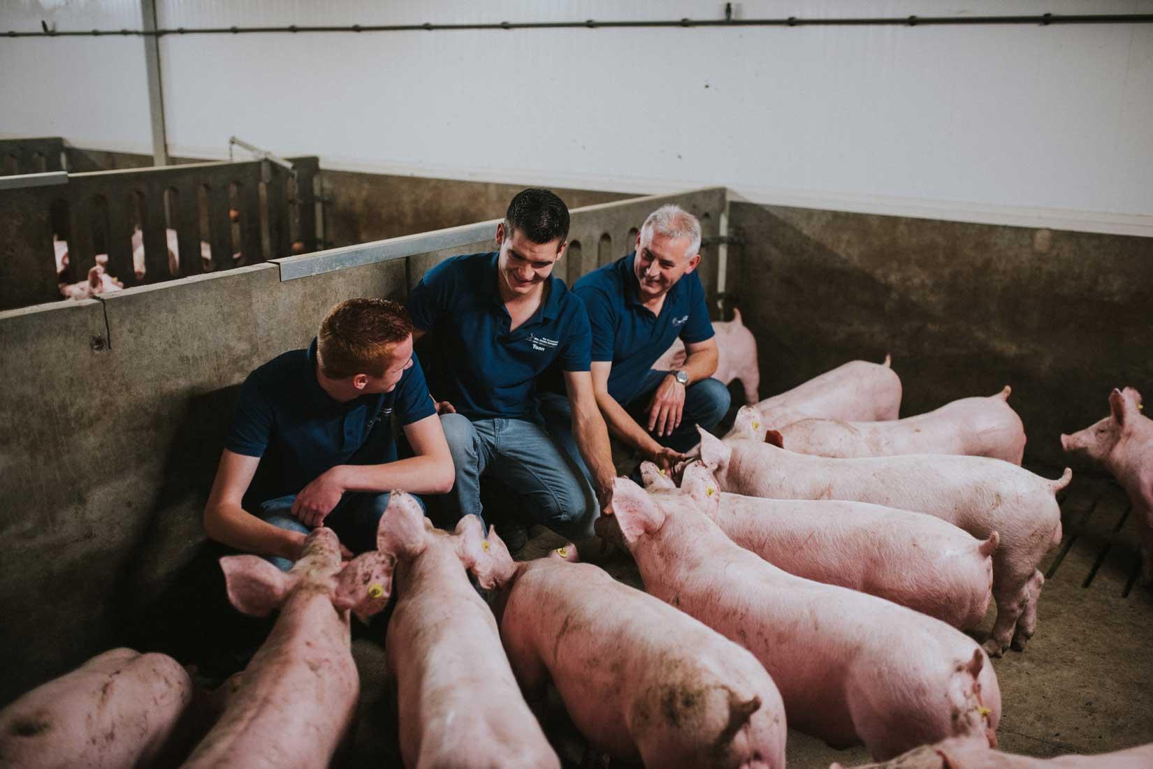 Jacobs Verhijden boeren van Nederweert