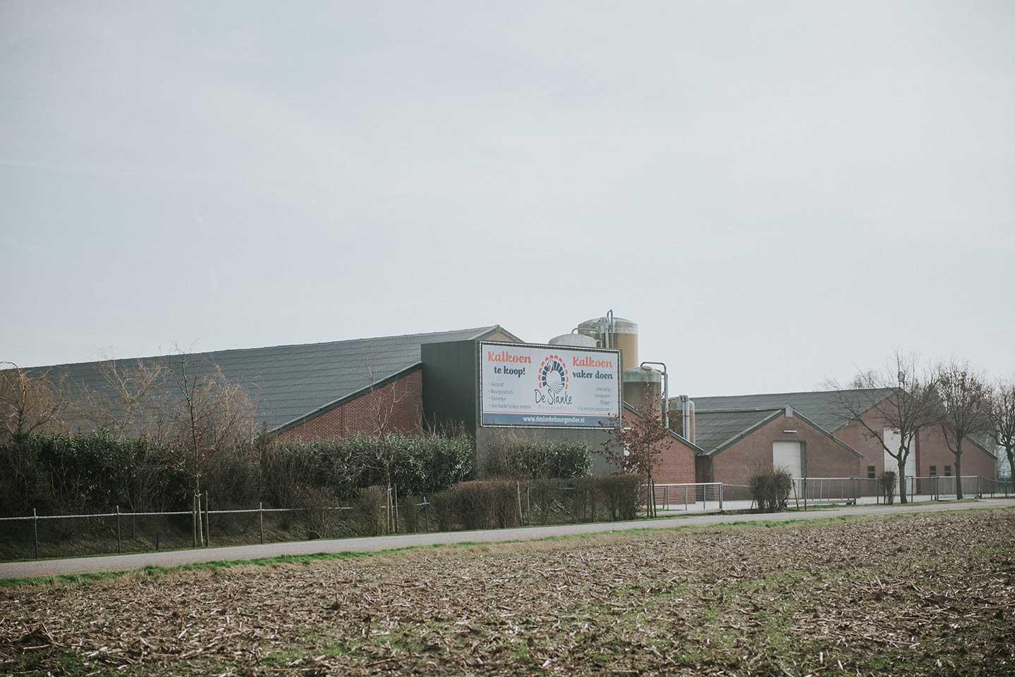 Turkey Farm Ospel boeren van Nederweert