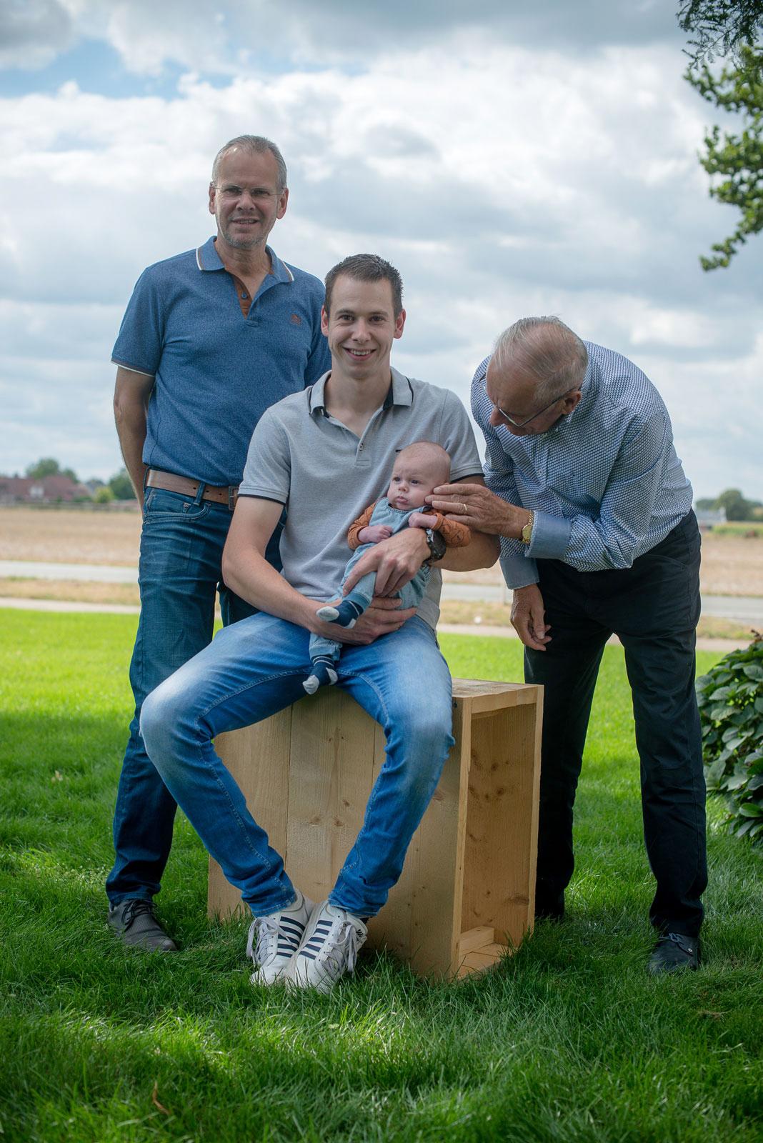 Boeren van Nederweert Op bezoek bij de familie Van Eijk